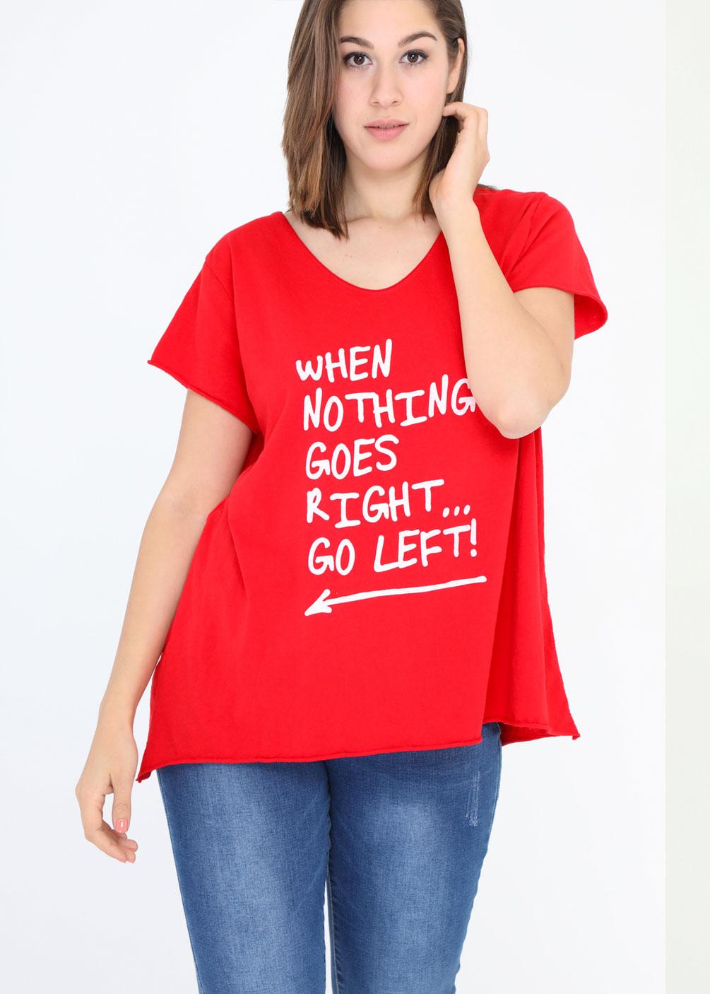 camisetanothingrojo