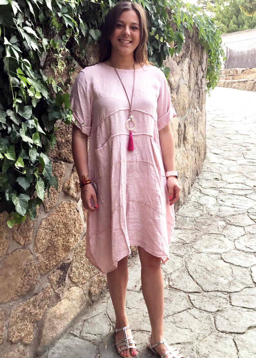 vestidolinotalla48rosa