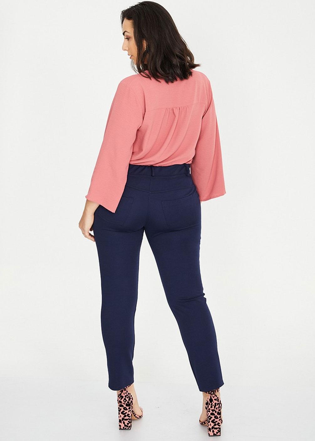 pantalon verano tallas grandes marca spg