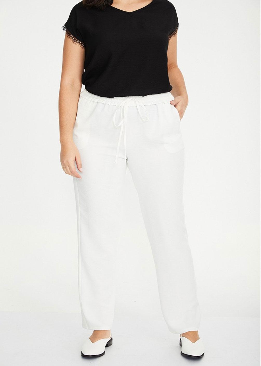 pantalon blanco tallas grandes spg carisal indra