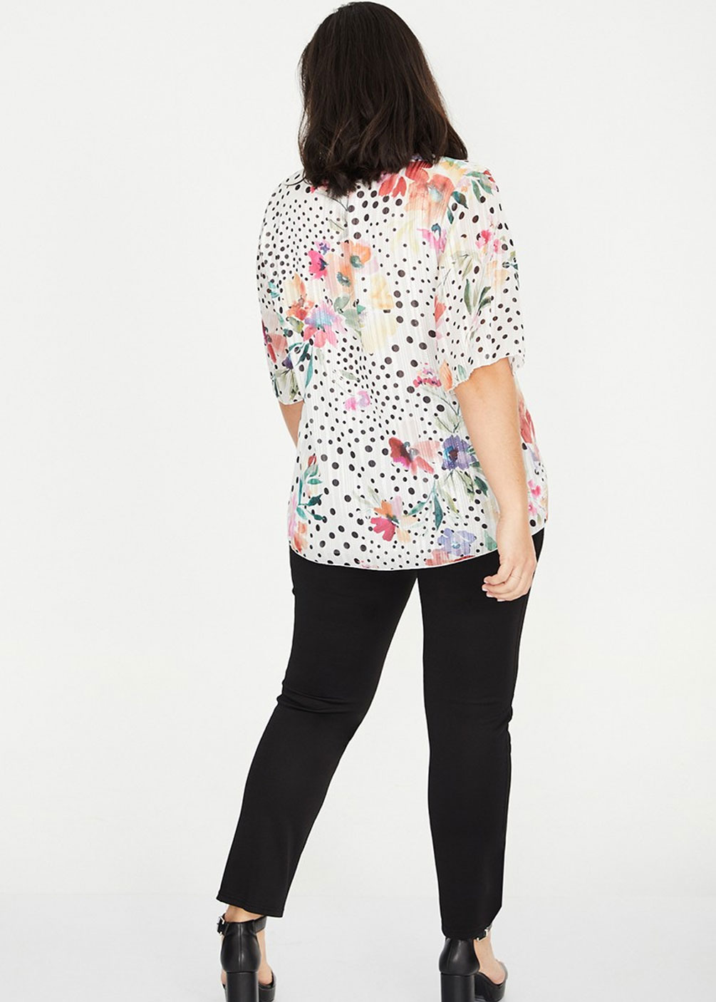blusa tallas grandes plus size spg comunion vestir