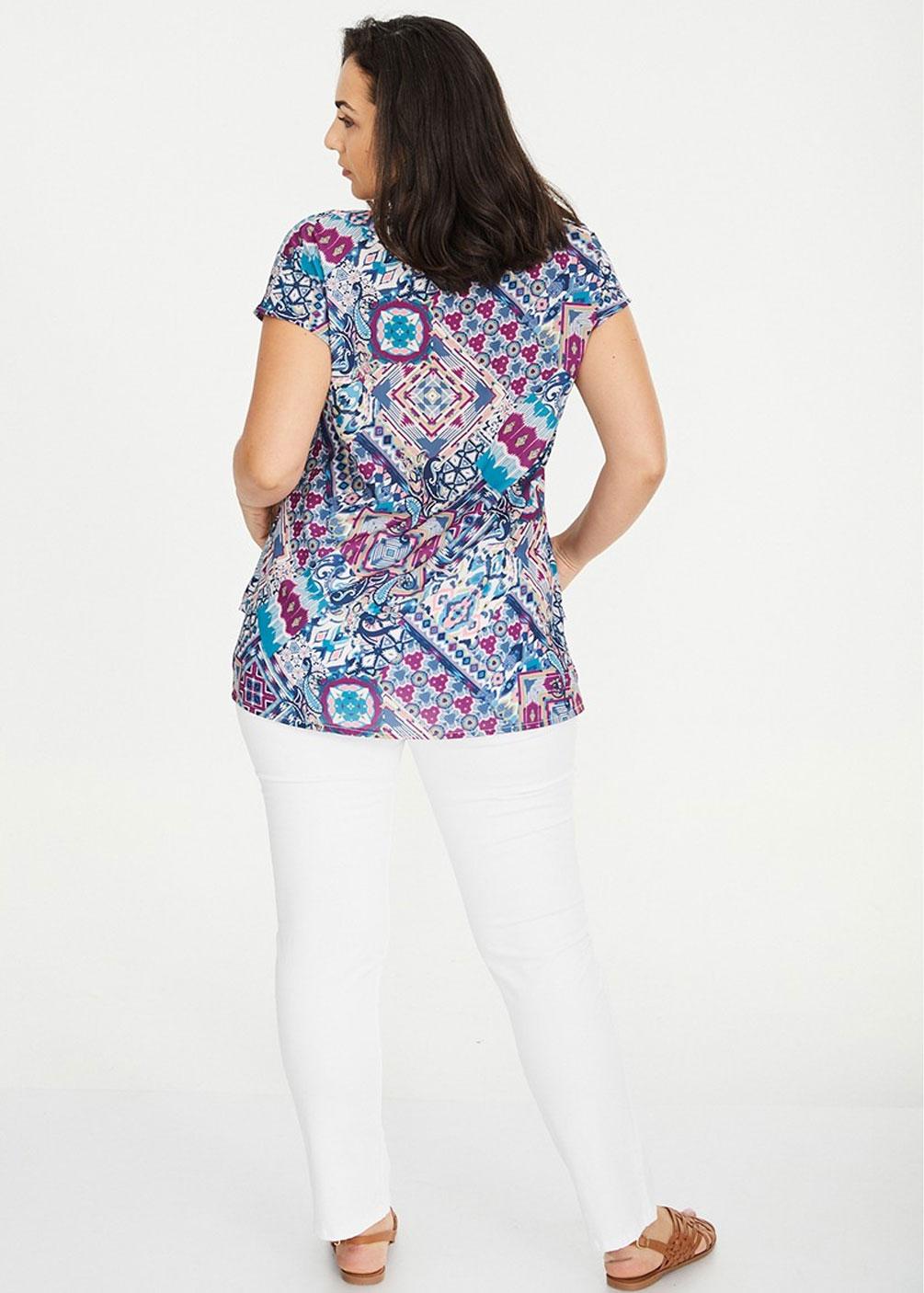 top tallas grandes marca spg indra carisal