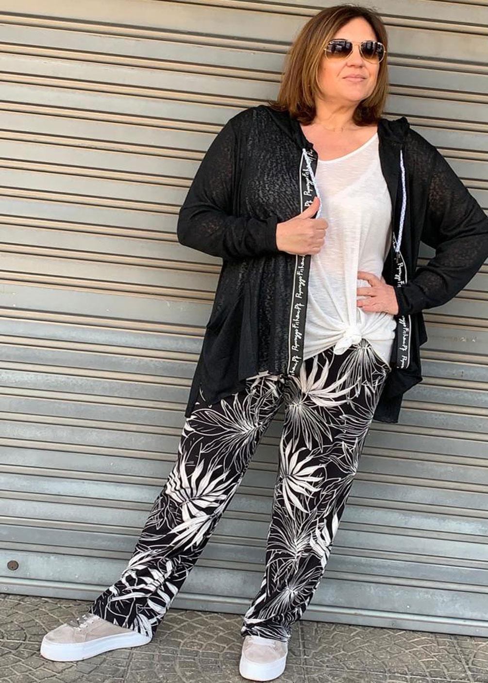 pantalones verano tallas grandes indra