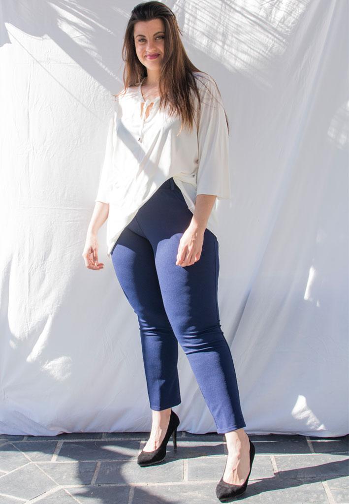 pantalon vestir curvy