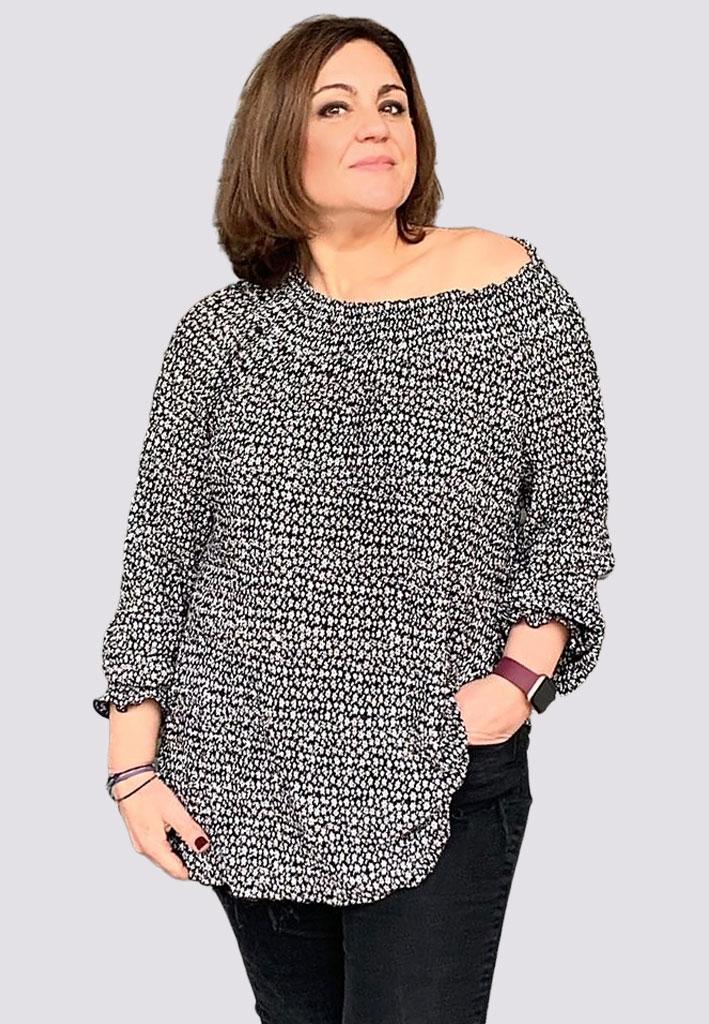 blusa camisa tallas grandes curvy