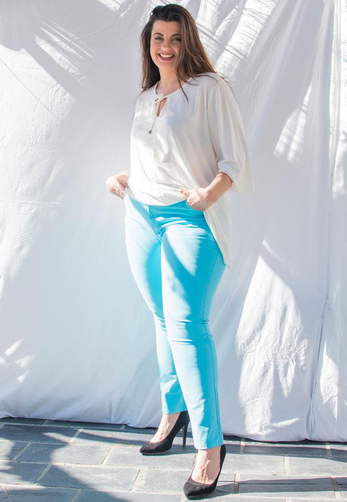 pantalones verano tallas grandes