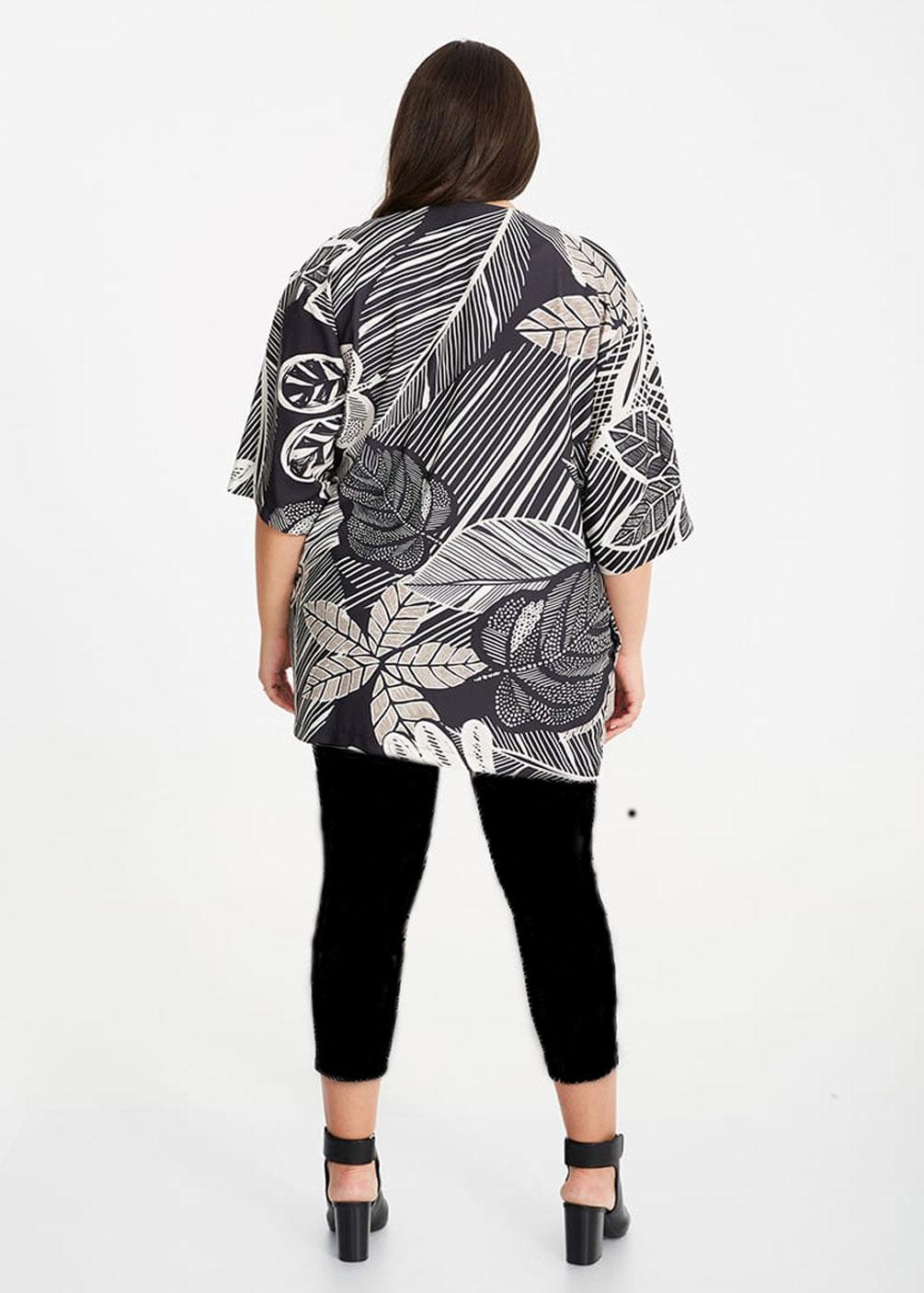 kimono chaqueta tallas grandes verano 2021