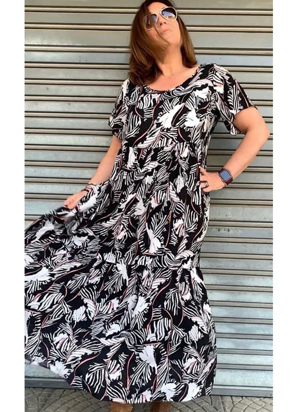 vestido moda curvy bodypositive tallas grandes verano 2021