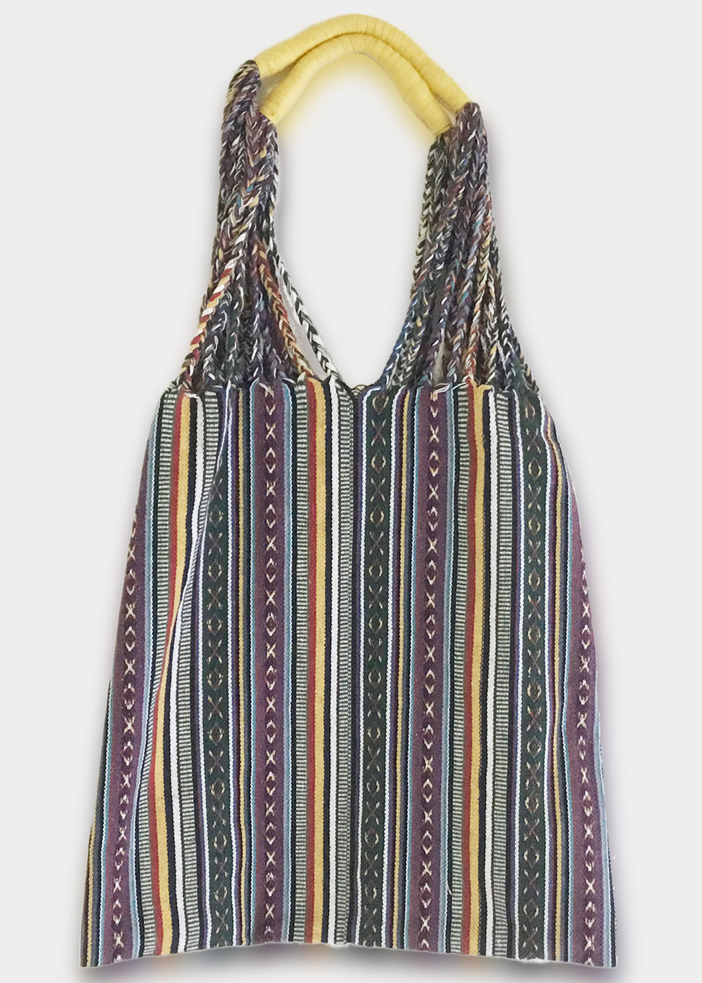 bolso hippie chic tejido saco tallas grandes curvy