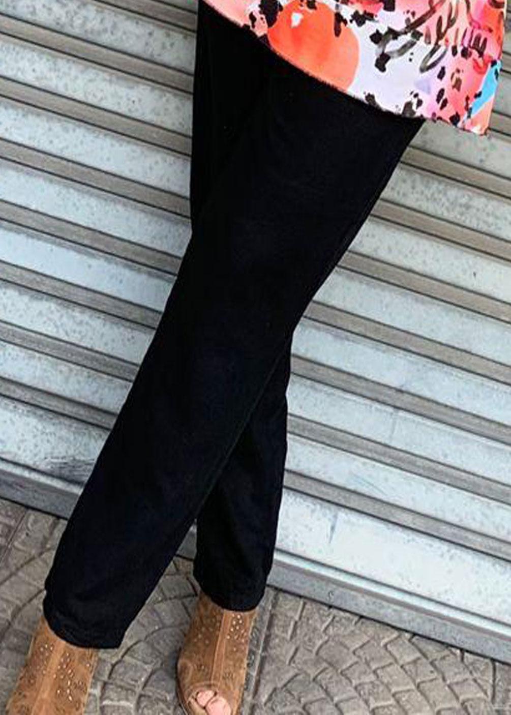 Pantalón recto 100% Lino Cómodo fresco verano Tallas grandes curvy