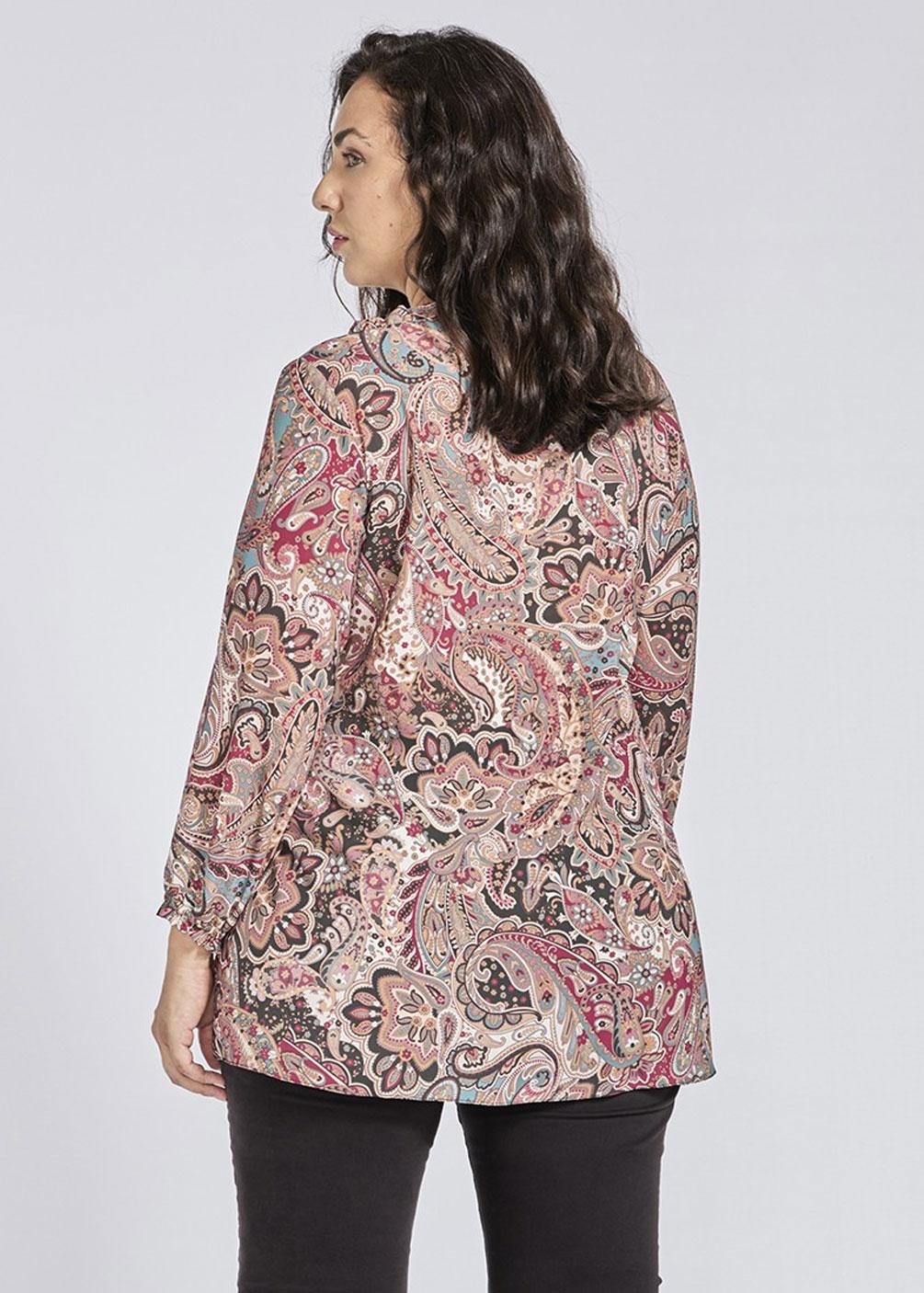 blusa camisa tallas grandes curvy spg auzu 2022