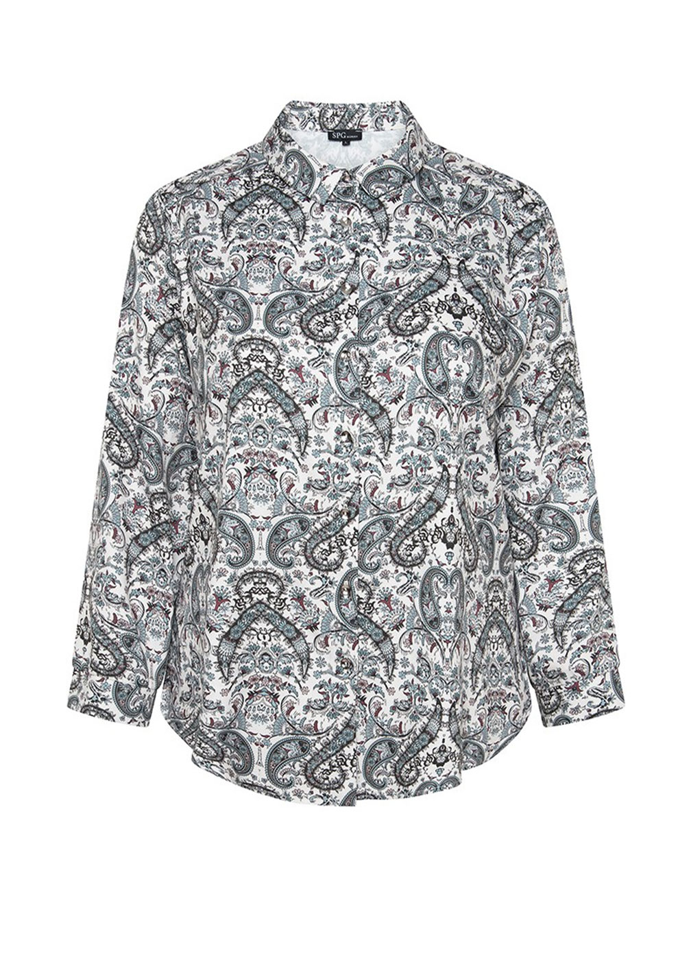camisa blusa tallas grandes curvy spg auzu 2022