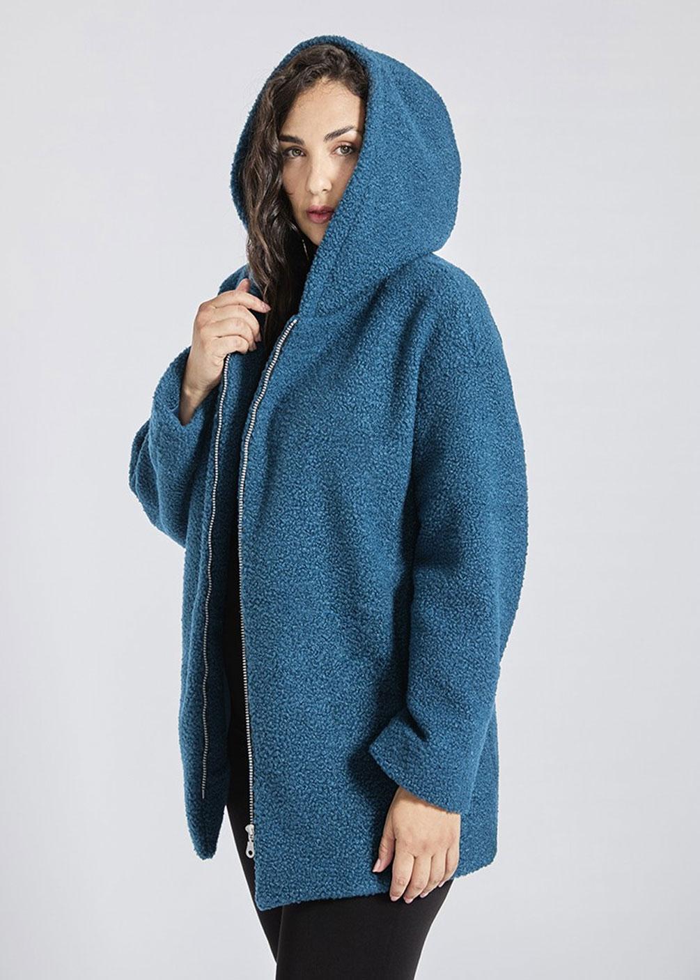 abrigo borrego tallas grandes curvy spg auzu 2022